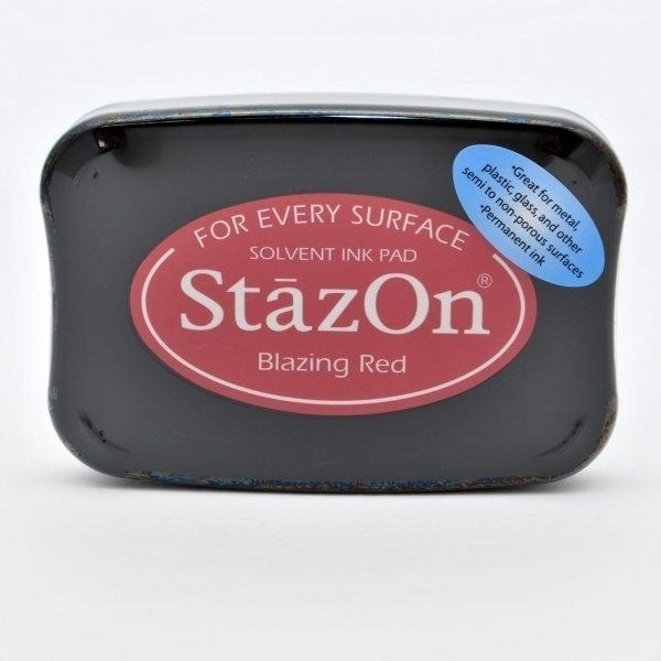 StazOn Blazing Red