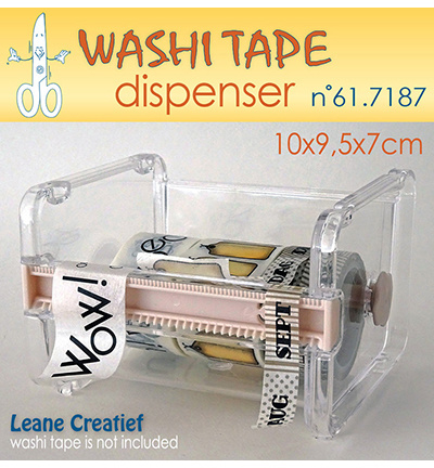 Leane Creatief - Washi tape dispenser