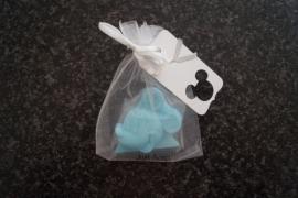Geboorte bedankje Mickey Mouse 2