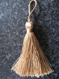 Luxe tassel Licht Zand