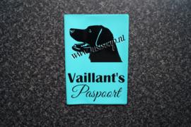 Paspoorthoesje Labrador 8