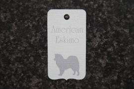 Label American Eskimo