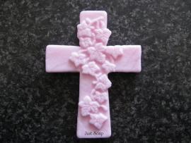 Kruis met klimop