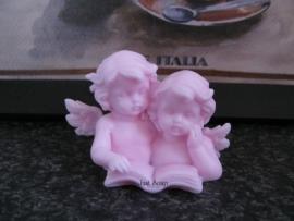 Engeltjes met boek