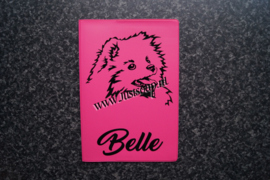 Paspoorthoesje Keeshond / Pomeranian 14
