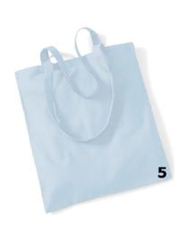 * De kleuren van de tassen 1