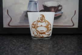 Waxinelichtje Boeddha