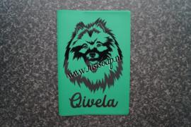 Paspoorthoesje Keeshond / Pomeranian 10
