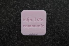 Gastenzeepje Mijn 1 ste communie