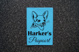 Paspoorthoesje Chihuahua
