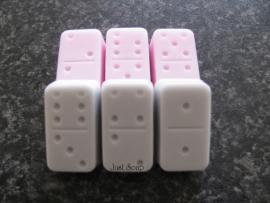3 Domino stenen