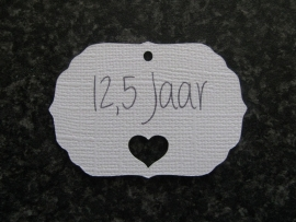 Label 12,5 Jaar
