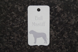 Label Bull Mastiff