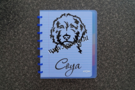 Luxe Schrift Labradoodle