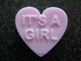Hart it`s a girl