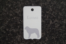 Label Kuvasz