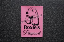 Paspoorthoesje Cocker Spaniel