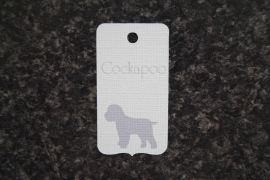 Label Cockapoo