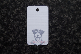 Label Jack russell 2