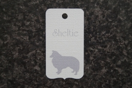 Label Sheltie