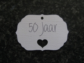 Label 50 Jaar