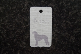 Label Borzoi