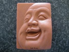 Boeddha lachend