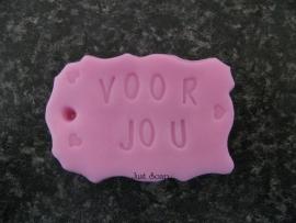 Label Voor jou