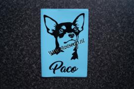 Paspoorthoesje Chihuahua 5