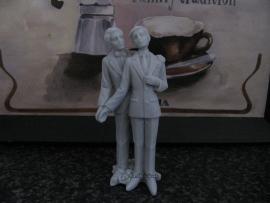 Bruidspaar  mannen