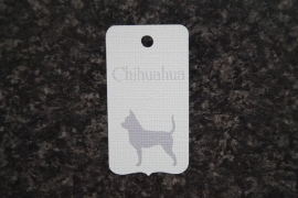Label Chihuahua 2