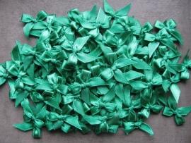 Strikjes Donker Groen 2,5 cm