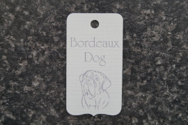Label Bordeaux Dog 2
