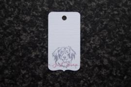 Label Kooikerhondje
