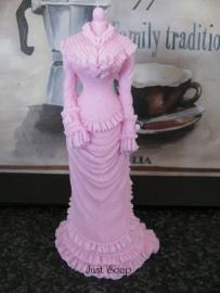 Victoriaanse jurk 2
