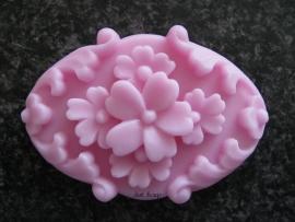 Bloemen tablet
