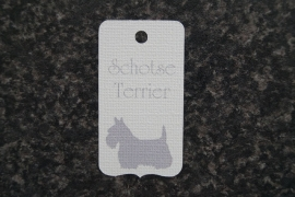 Label Schotse Terrier