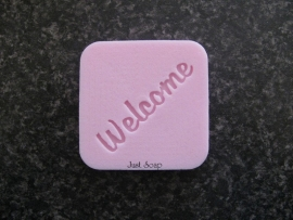 Gastenzeepje Welcome
