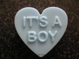 Hart it`s a boy