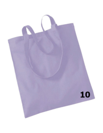 * De kleuren van de tassen 2