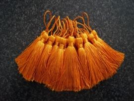 Luxe Tassel Oranje