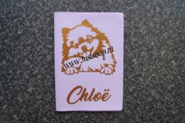 Paspoorthoesje Keeshond / Pomeranian 11