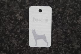 Label Basenji