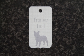 Label Franse Bull