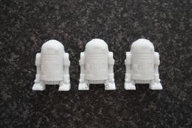 Star Wars R2D2 klein 3x