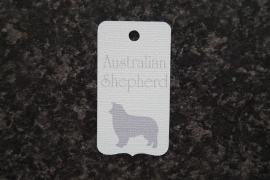 Label Australian Shepherd