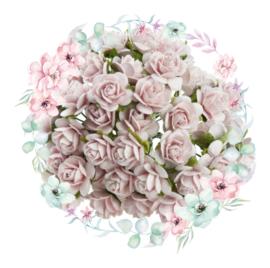Roosjes Pink Mist 10mm Bosje van 10