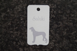 Label Saluki