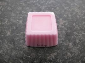 Mini cupcake vierkant