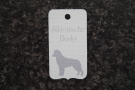 Label Siberische Husky